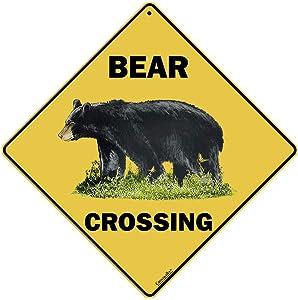 CROSSWALKS Bear Crossing 12