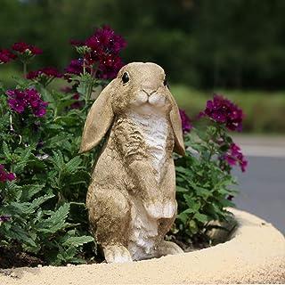 قطعة واحدة من تماثيل حديقة الارنب والبوليريسين من Danmu تمثال للحدائق، التماثيل الخارجية، ديكورات الحديقة، تمثال الفناء لل...