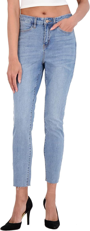 dollhouse Women's Jeans - Super High Curvy Translated Denim Stretch 25% OFF Waisted