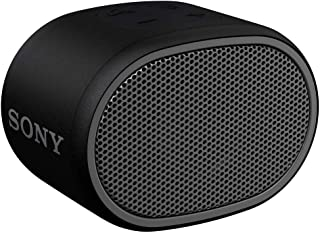 Sony Bluetooth Speakers , Black - Srs-Xb01/B
