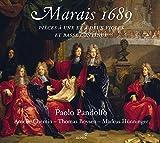 Marais 1689: Pièces à une et à deux viole et basse continue