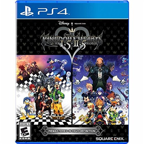 Kingdom Hearts HD 1.5 + 2.5 ReMIX PlayStation 4 キングダムハーツHD 1.5 + 2.5 ReMIXプレイステーション4 北米英語版 [並行輸入品]