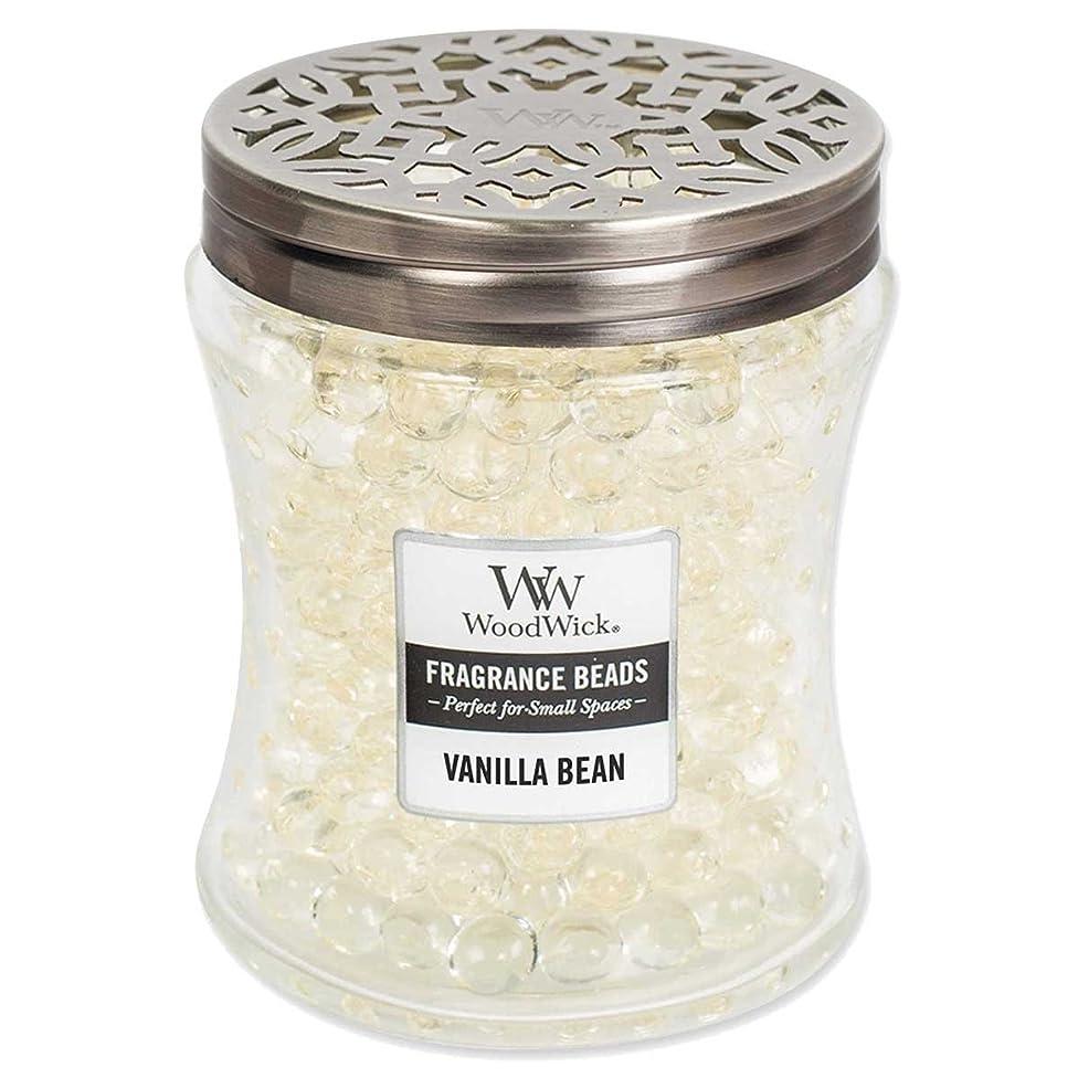 WoodWick VANILLA BEAN Fragrance Beads Room Diffuser