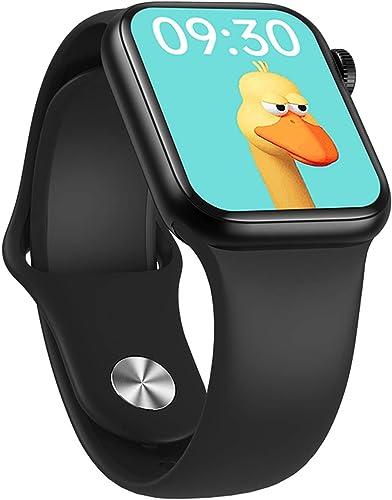 HW12 Full Screen Smart Watch 40MM 44MM Women Men Smartwatch Split Screen Bluetooth HD Call Play Music Sport Wrist COLOUR MAY VARY