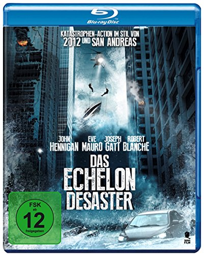 Das Echelon-Desaster [Blu-ray]