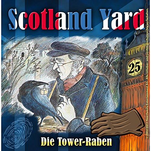Die Tower-Raben Titelbild