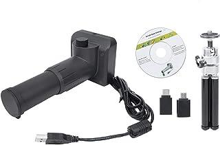 Eulbevoli 1080P Robuste léger 1080P 20X USB HD monoculaires numériques caméra Enregistrement vidéo Photo Portable avec Pet...
