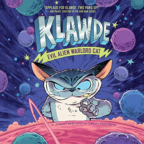Klawde: Evil Alien Warlord Cat, Book 1  By  cover art