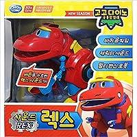 Chooyong GoGo Dino Sound Rex 変形ロボット玩具 [並行輸入品]