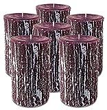 Hyoola Timberline Pillar Candles -...