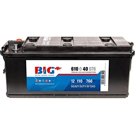 Lkw Batterie 12v 180ah Big Starterbatterie Traktor Elektronik