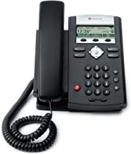 Polycom SoundPoint IP 331 Phone POE, Power Supply Not Included (Renewed)