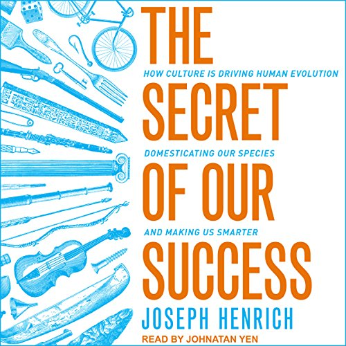 Couverture de The Secret of Our Success