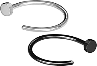 Best black nose ring Reviews