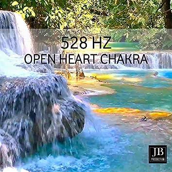528 Hz Open Heart Chakra