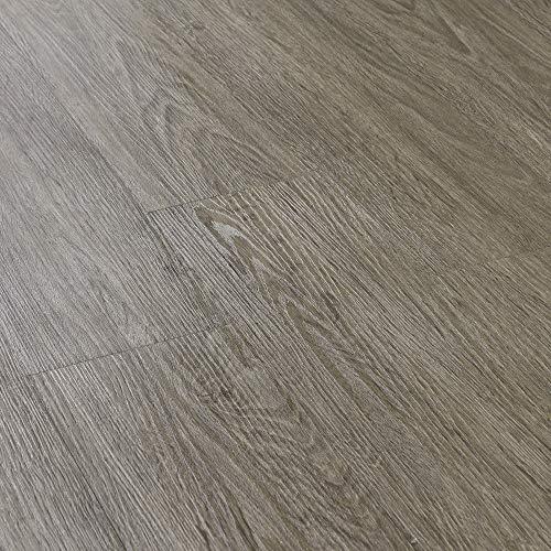 [neu.haus] Vinyl Laminat Sparpaket 4m² Selbstklebend Eiche mittel hell 28 Dekor Dielen Design Bodenbelag gefühlsecht strukturiert