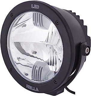 HELLA 1F3 011 815 011 LED Fernscheinwerfer   Luminator Compact LED   12/24V   Referenzzahl: 50   Anbau   Kabel: 3000mm