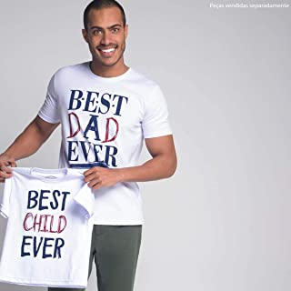 Camiseta Best Child Ever Branco