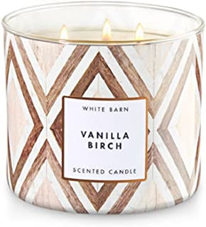 Bath & Body Works 3-Wick Candle in Vanilla Birch