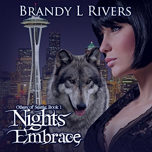 Nights Embrace audiobook cover art
