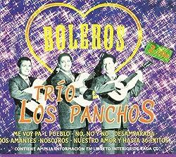 36 Boleros Trio Los Panchos