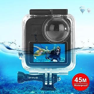 PULUZ - Carcasa Impermeable para cámara de acción Gopro MAX 45 m Sumergible bajo el Agua