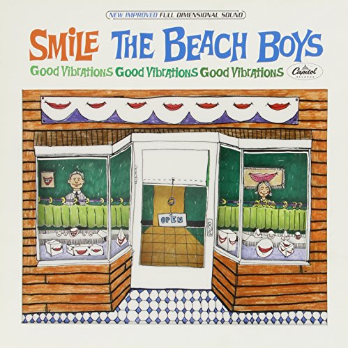 "The Smile Sessions [5 CD / 2 LP / 2 Vinyl 7"" Box Set]"