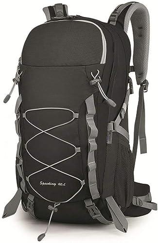 QINGZHOUQI 40L Sac à Dos Multi-Fonction pour Alpinisme en Plein air, Sac à Dos de Camping pour Hommes et Femmes
