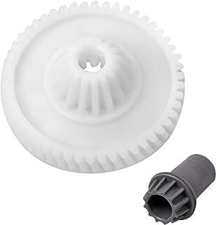Roue de roue dentée pour roue dentée Bosch Siemens 00177498 177498 177498 Traction de cuisine Appareil de levage MUM4 MUM5