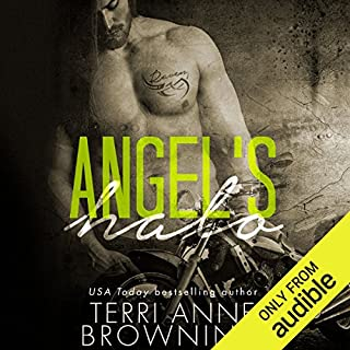 Angel's Halo                   By:                                                                                                                                 Terri Anne Browning                               Narrated by:                                                                                                                                 Emily Cauldwell,                                                                                        Lance Greenfield,                                                                                        Jed Drummond,                   and others                 Length: 4 hrs and 55 mins     10 ratings     Overall 4.6