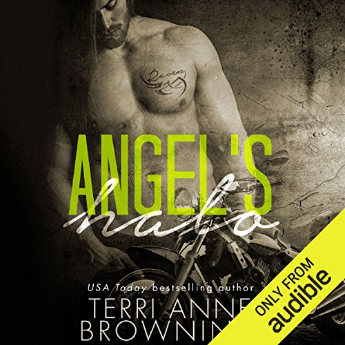 Angel's Halo audiobook cover art