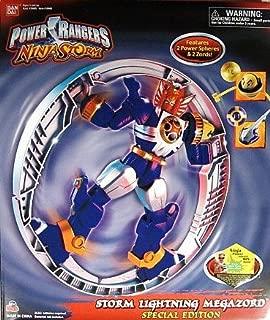 Power Rangers Ninja Storm Lightning Megazord Special Edition Action Figure