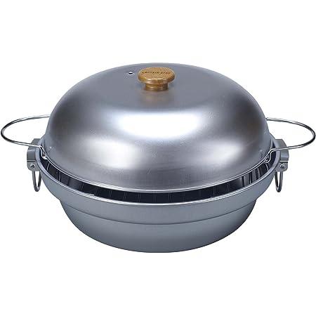 キャプテンスタッグ 大型燻製鍋 M-6548