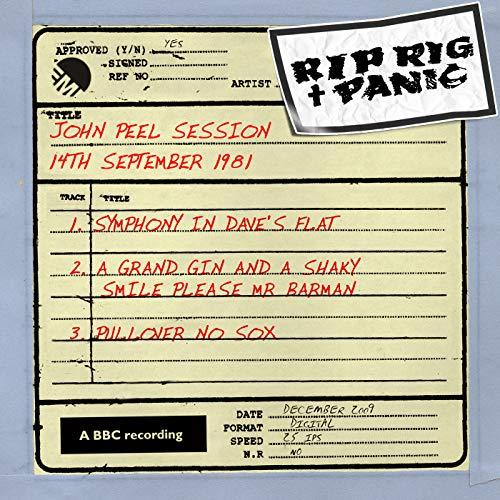 John Peel Session 14th September 1981