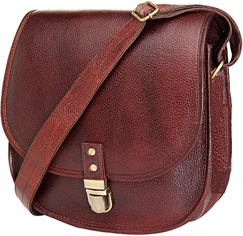 Urban Leather Crossbody Shoulder Bags for Women Saddle Bag Purse Handbags Gift for Young Women product image