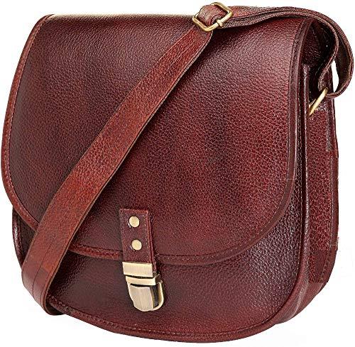 Urban Leather Case voor dames portemonnee kleine Vintage Shopping Bag schoudertas van echt leer voor dames schoudertas Vintage grootte 28 cm