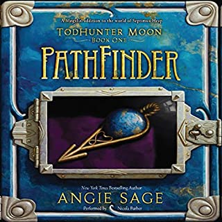 PathFinder audiobook cover art