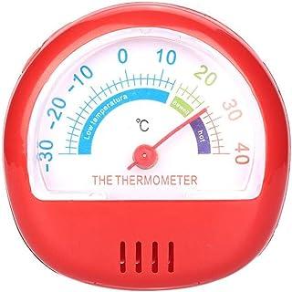 Thermomètre de congélateur, thermomètre à grand cadran résistant aux hautes températures, durable pour la cuisine à la mai...
