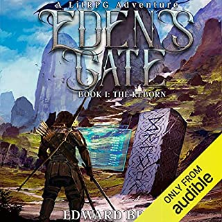 Eden's Gate: The Reborn cover art