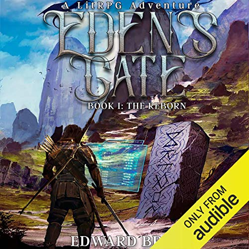 Page de couverture de Eden's Gate: The Reborn