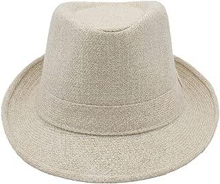 HaiNing Zheng Women Men Fedora Hat With Bowler Gentleman Elegant Lady Winter Autumn Wide Brim Jazz Church Panama Sombrero Cap
