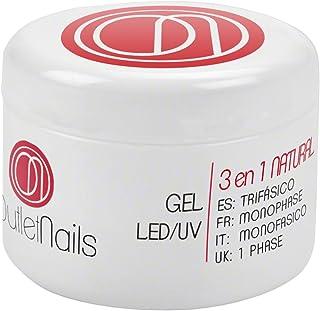 UV Gel Trifasico Natural 15ml para uñas de gel - Viscosidad media - Outlet Nails