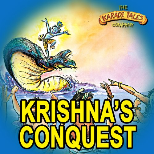 Krishna's Conquests audiobook cover art