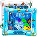 luck sea Tummy Time Inflatable Water Playmat