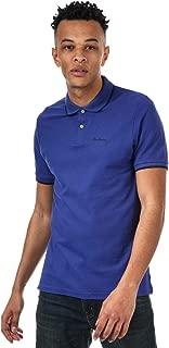 Ben Sherman Men's Tipped Pique Polo Shirt