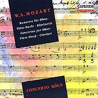 Konzerte Fur Oboe, Klarinette,