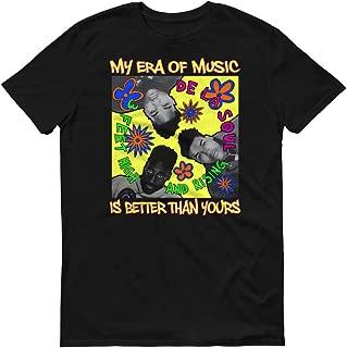 3 Feet High and Rising My Era of Music (80's & 90's) Men's T-Shirt