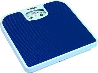 Báscula Personal Mecanica Eldom BR2016 Hasta 130 kg Azul