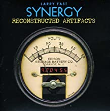 Reconstructed Artifacts by Synergy (2013-05-03)