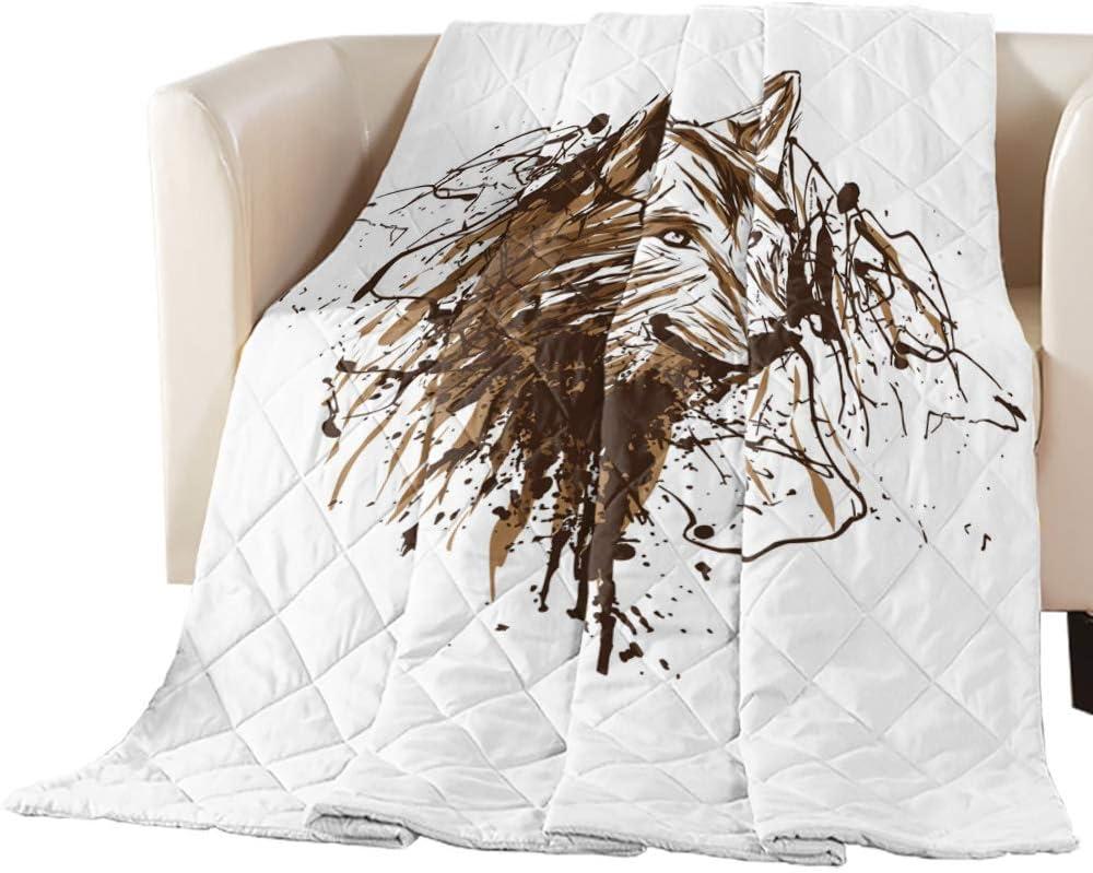 Comforter 64x88 Virginia Beach Mall inch All Watercol New mail order Bedding Cover Season
